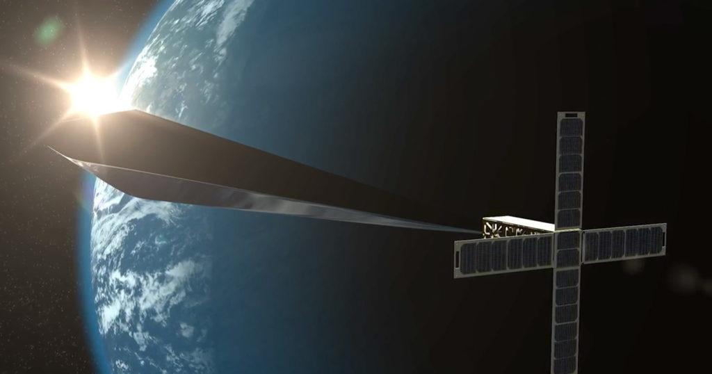 Orbital Reflektor bude umění na oběžné dráze, vytvoří umělou hvězdu
